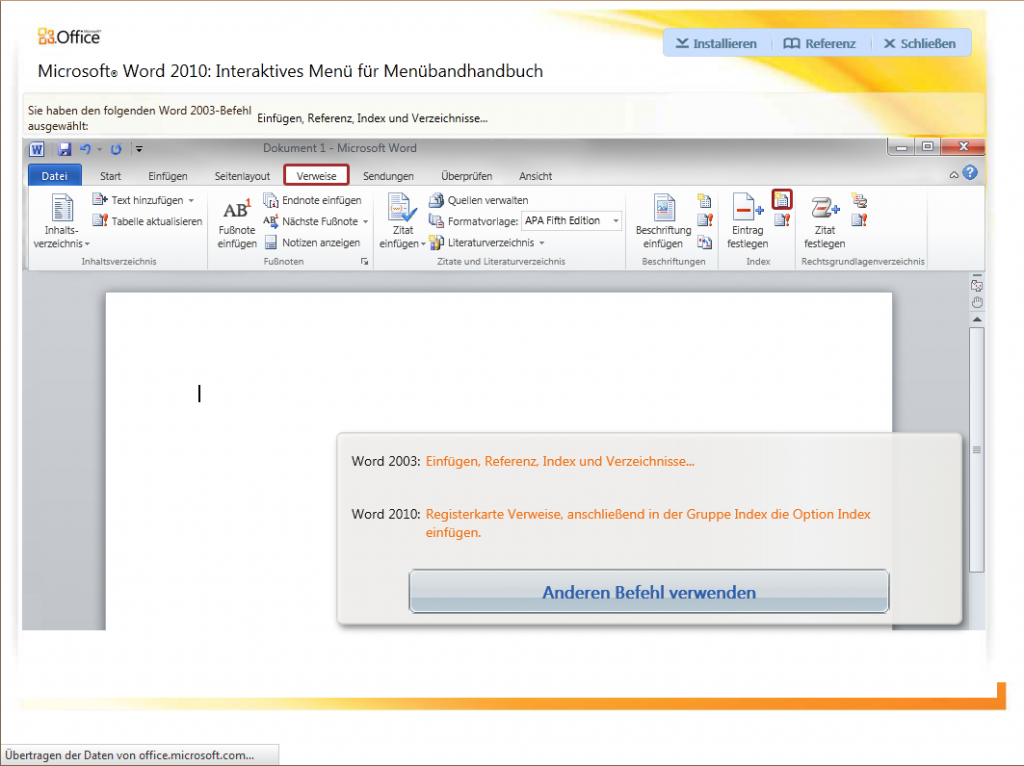 office2010 hilfe