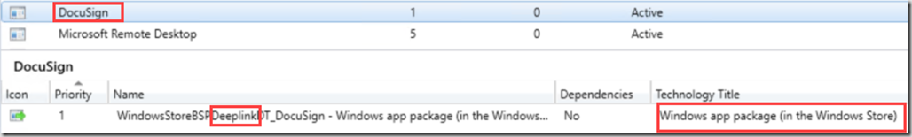 Integration of Windows Store for Business in ConfigMgr - Ibiza