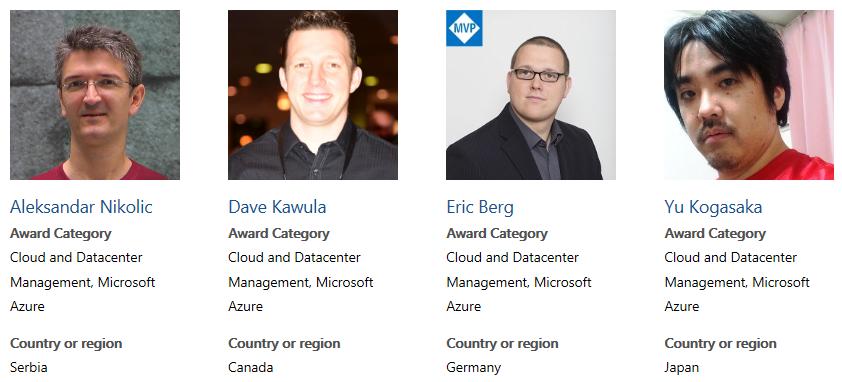 MVP zwei Kategorien