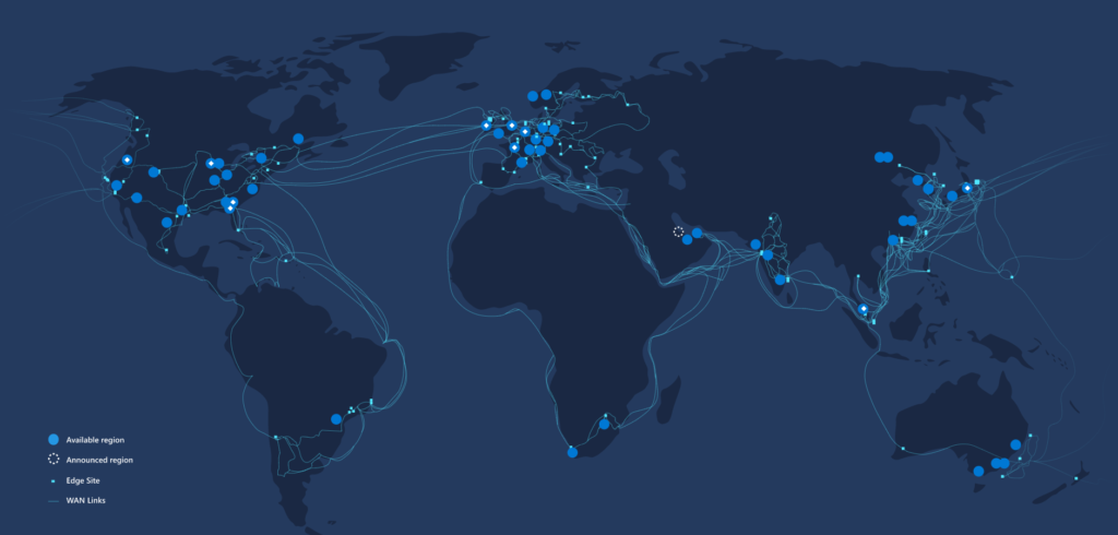 Azure Global Network