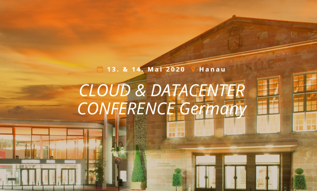 Cloud and Datacenter Conference